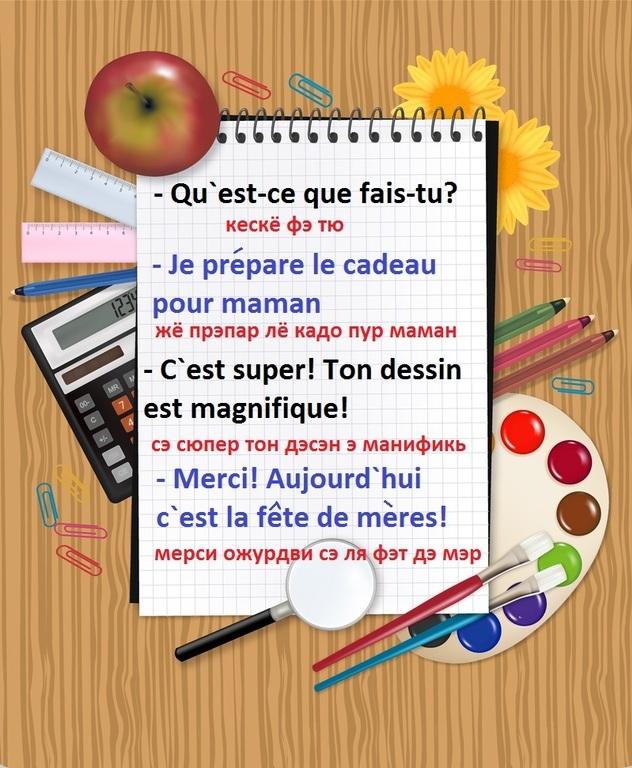 диалоги французский знакомство